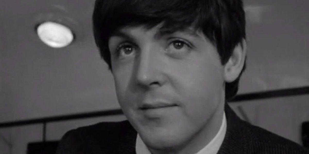 Paul McCartney in Hard Day's Night