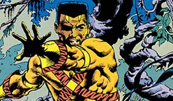 Bronze Tiger comics