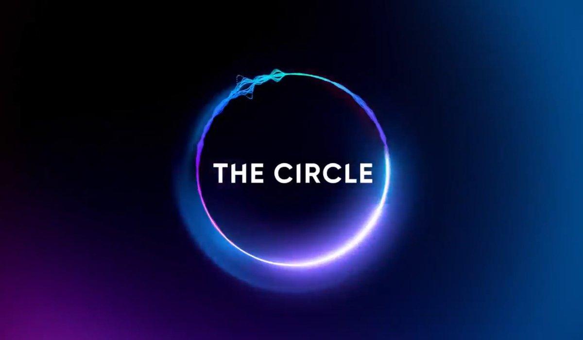 The Circle logo on Netflix