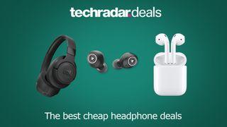 cheap headphones deals