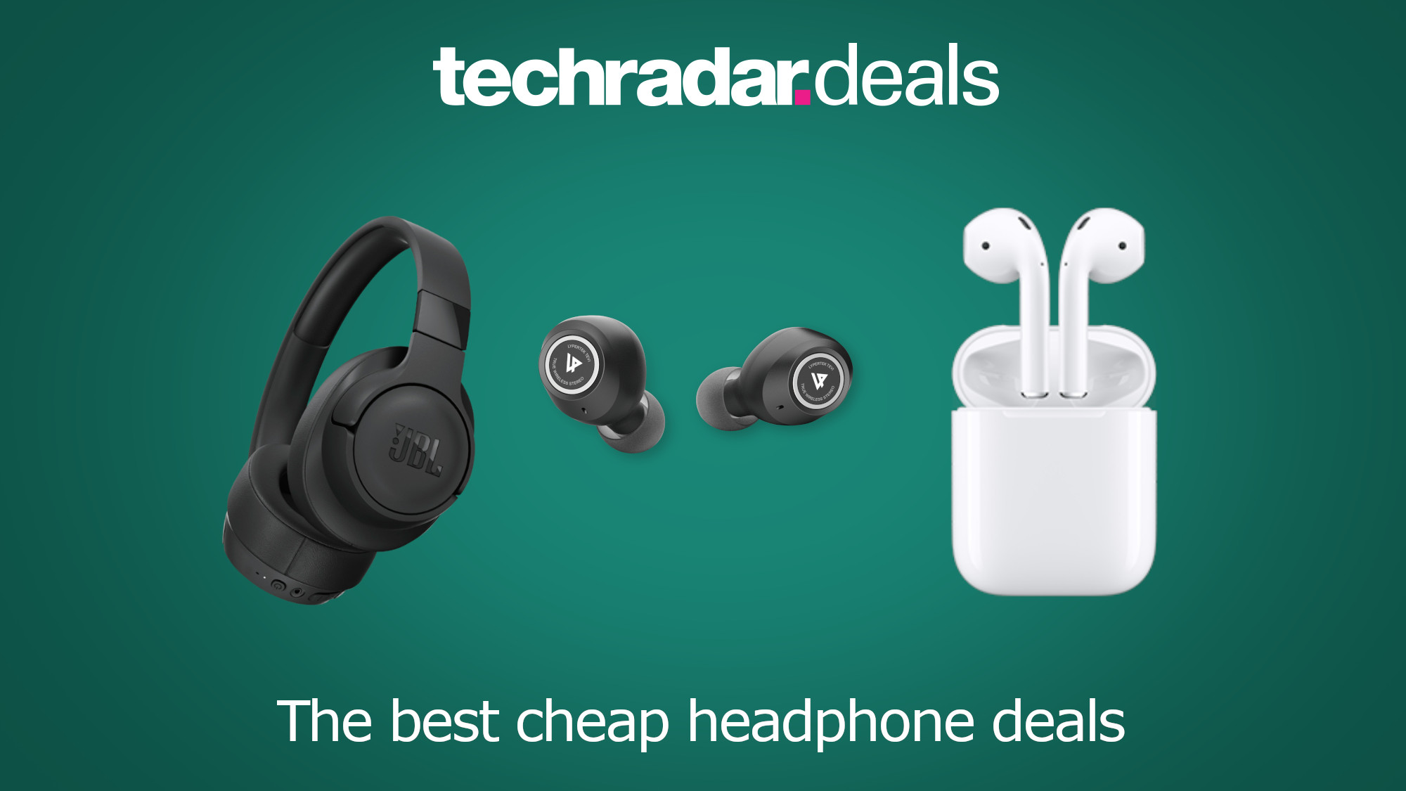 The Best Cheap Headphone Deals And Sales For November 2020 Techradar