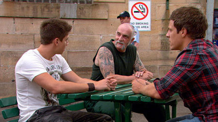Brax agrees to Casey's prison visit