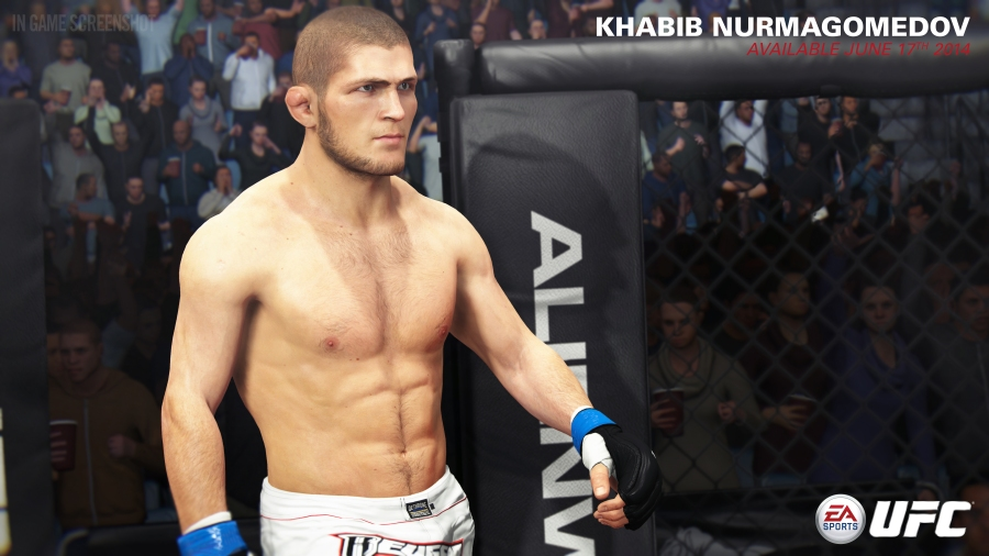 EA Sports UFC Screenshots Keep The Hype Going For PS4, Xbox One #31525
