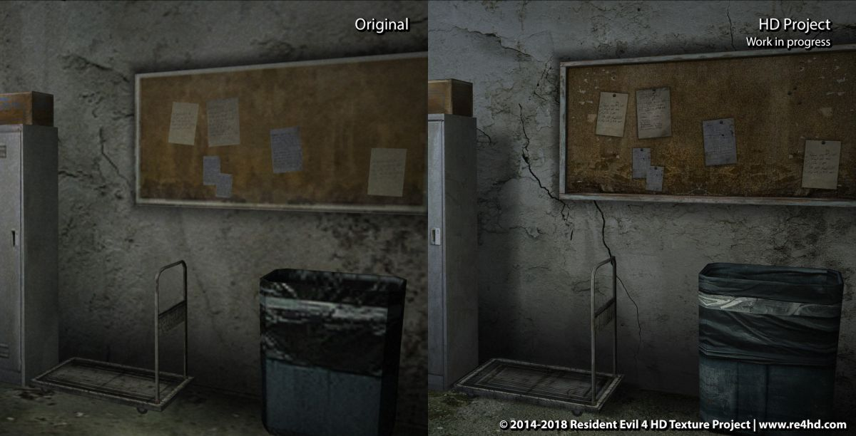 Resident Evil 4 HD Project mod adds dynamic lighting to The
