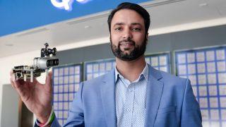 Dev Singh, senior director, business development and head of autonomous robotics, drones and intelligent machines, Qualcomm Technologies.
