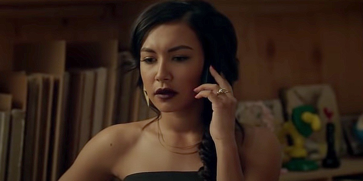 Naya Rivera as Vera in At the Devil's Door (2014)