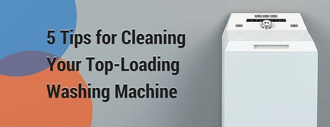 5 Tips for Cleaning Your Top-Load Washing Machine | Top Ten Reviews