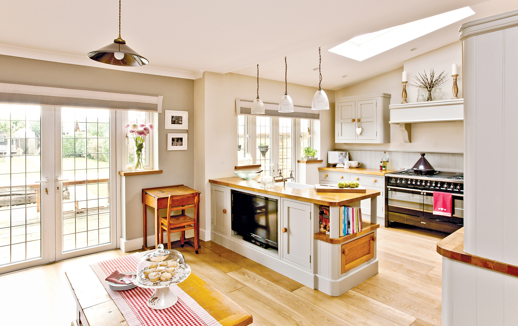 Open Plan Family Kitchen Diner
