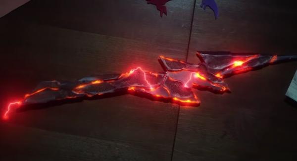 cicada lightning bolt the flash