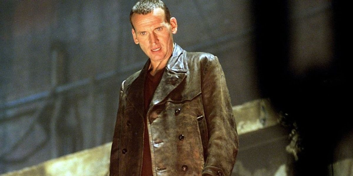 Christopher Eccleston Doctor Who BBC America