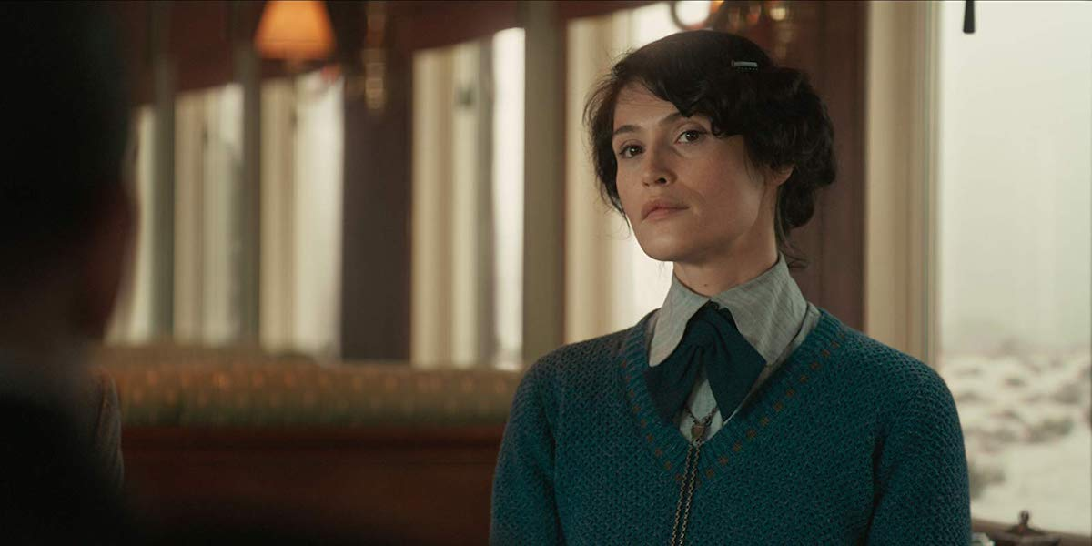 Gemma Arterton as Polly in The King's Man