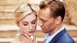 Elizabeth Debicki and Tom Hiddleston in The Night Manager