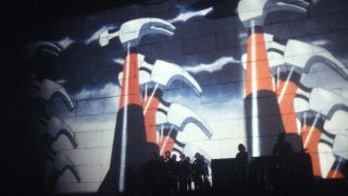 Pink Floyd The Wall tour 1980