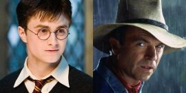 New Fan Idea Combines The World Of Harry Potter And Jurassic Park, And Now I Need It