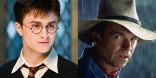 Harry Potter and Alan Grant