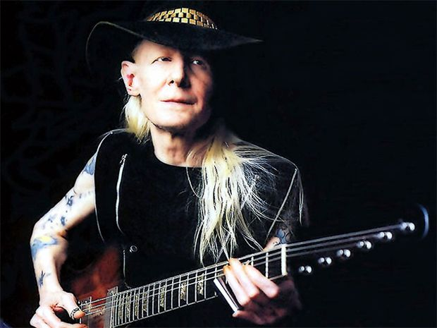 Johnny Winter Lesson: Slide Riffing in Open A Tuning