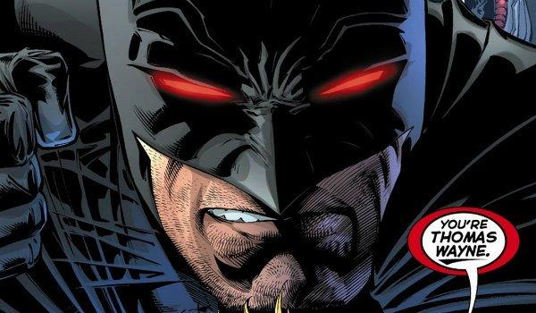 Thomas Wayne Flashpoint Batman