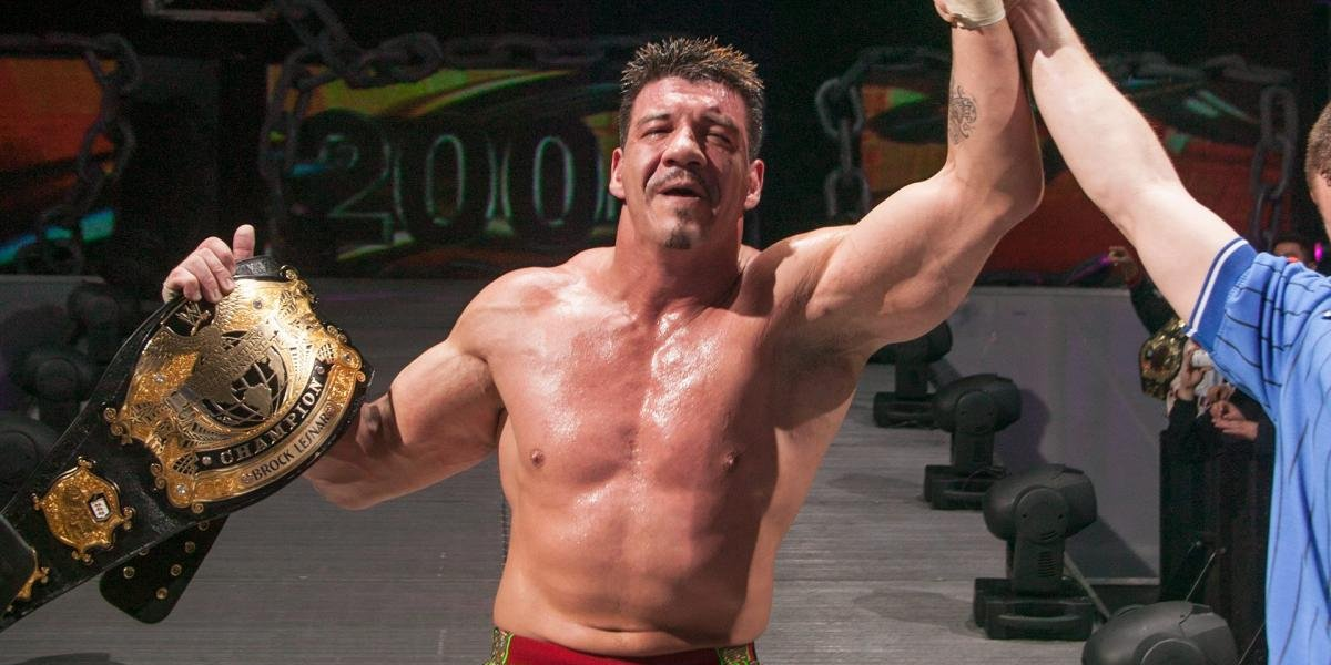 Eddie Guerrero at No Way Out
