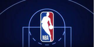 nba logo screenshot