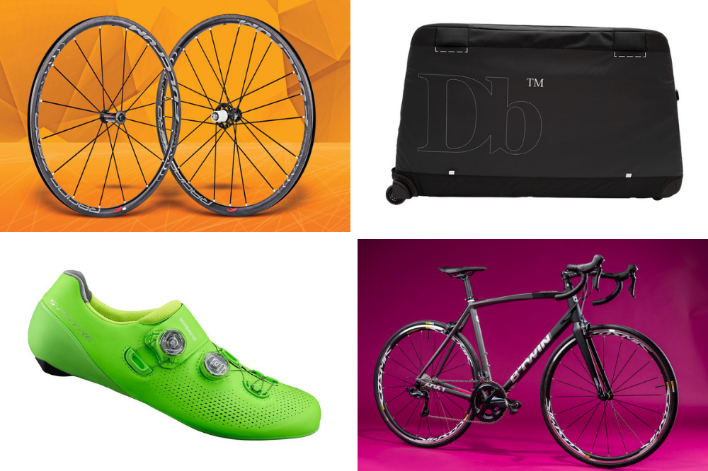 47d92a33627 November's Tech of the Month: New S-Phyre shoes, a CatEye lightshow,  Fulcrum carbon wheels and a big bike bag 24:26