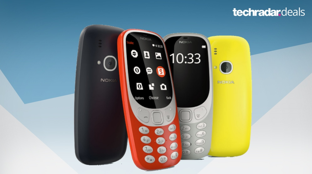 The best Nokia 3310 deals and prices in September 2019