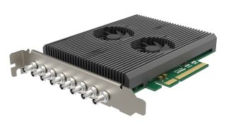 Magewell is now shipping its new Pro Capture Dual SDI 4K Plus video and audio capture card.