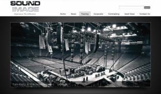 Sound Image Launches Newly Designed Website