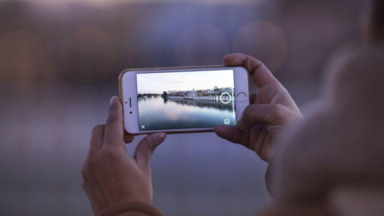 AI enhancing photos and videos