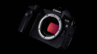 Canon EOS R firmware update 1.2.0