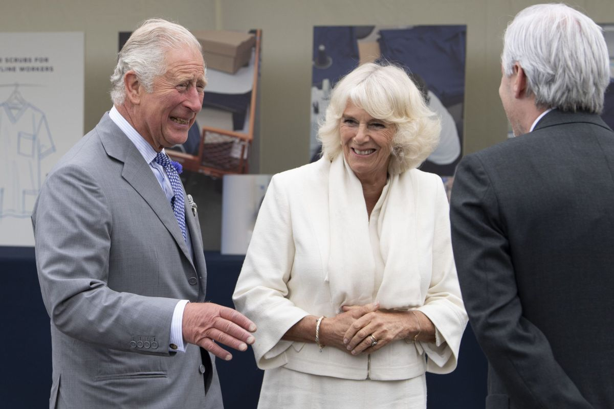 Prince Charles and Duchess Camilla break their silence on retirement plans