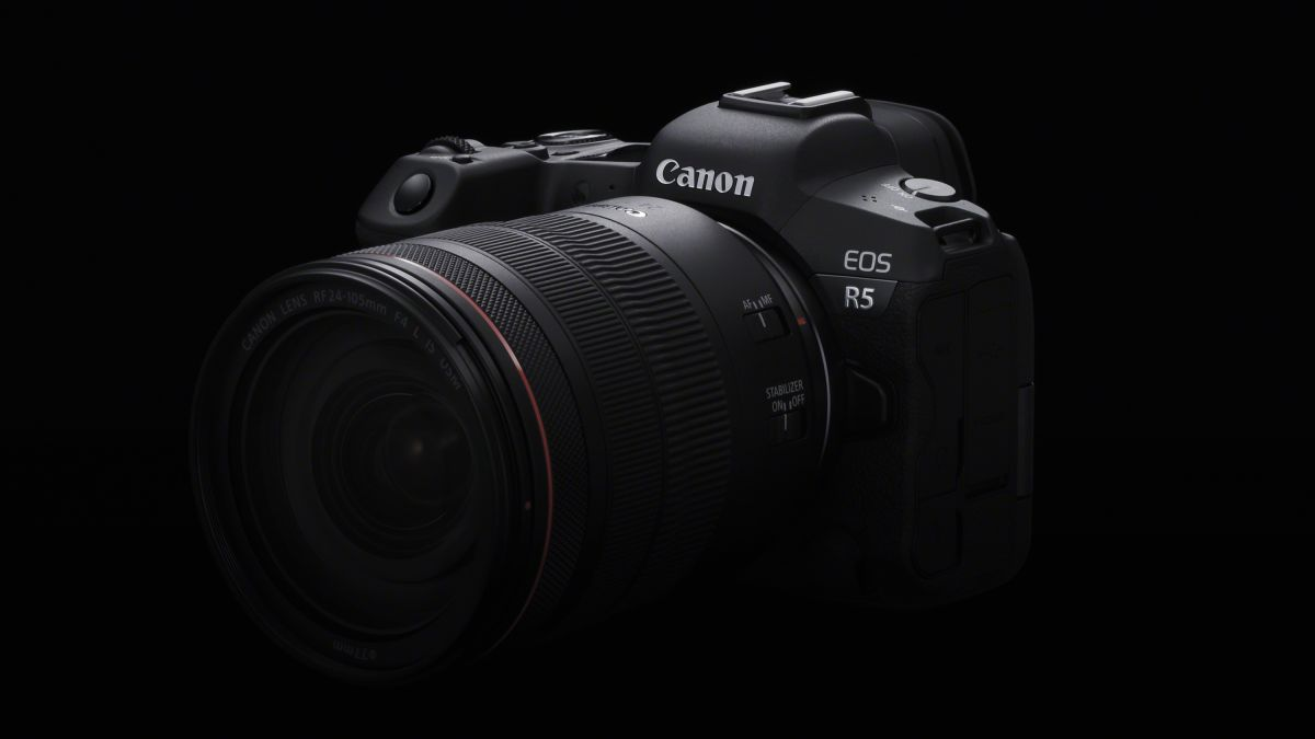 The Canon EOS R5 is officially one of the most powerful mirrorless cameras ever