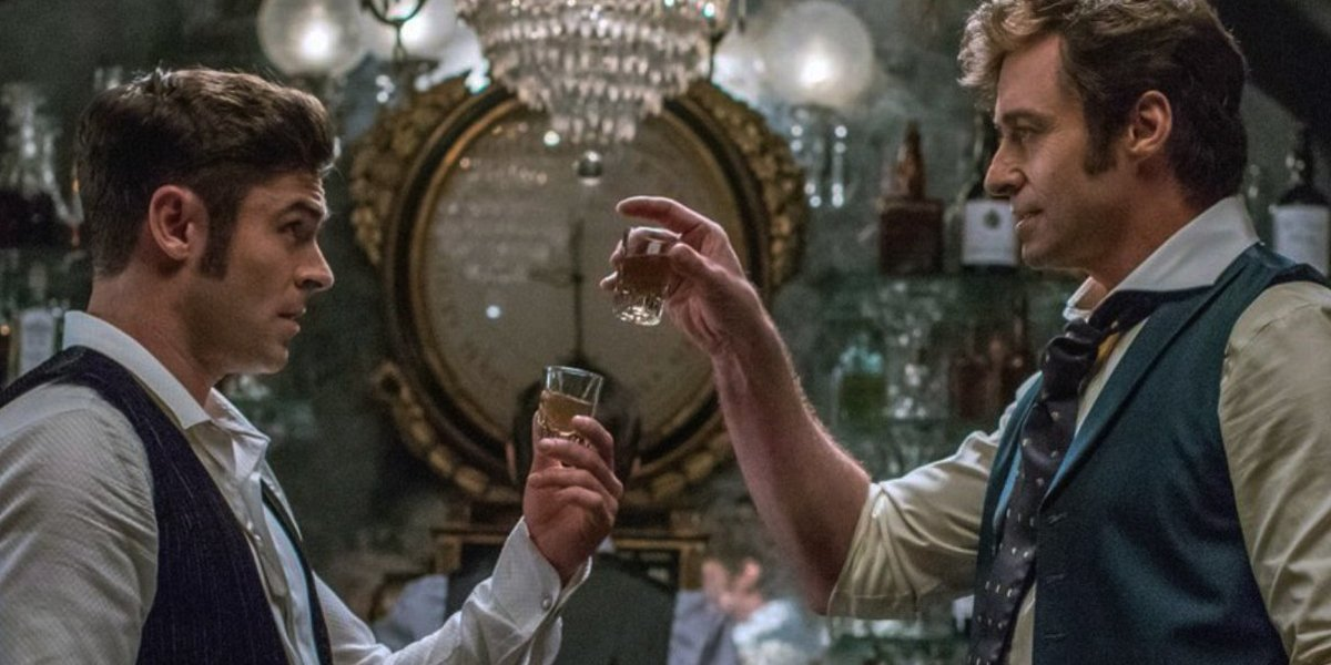 """Zach Efron and Hugh Jackman perform """"The Other Side,"""" The Greatest Showman"""
