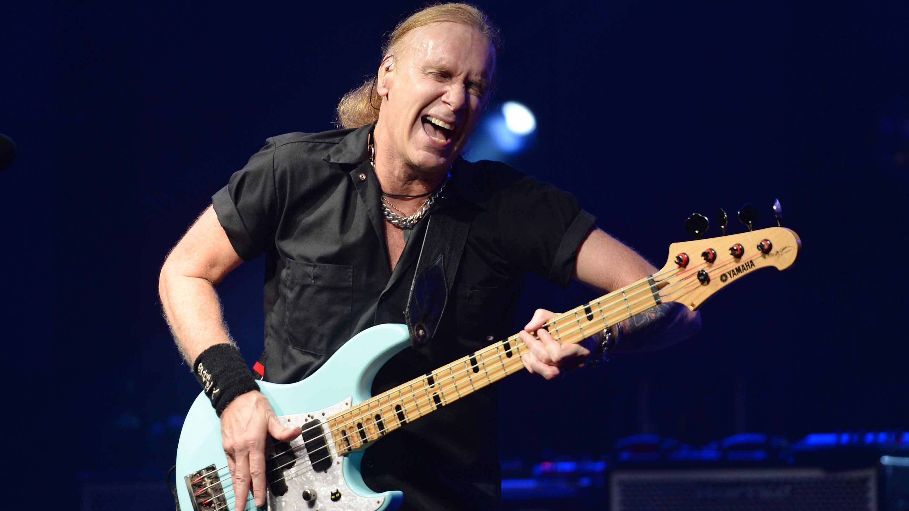 Billy Sheehan My Top 6 Tips For Bassists Musicradar