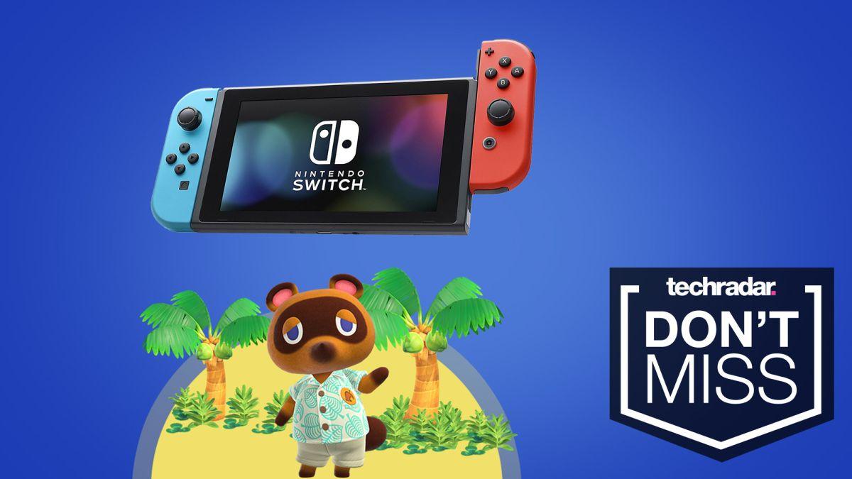 Currys có các giao dịch Nintendo Switch trở lại trong kho – nhưng hãy nhanh chóng