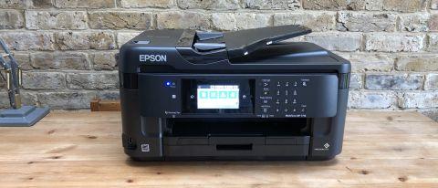 Epson WorkForce WF-7715DWF Review