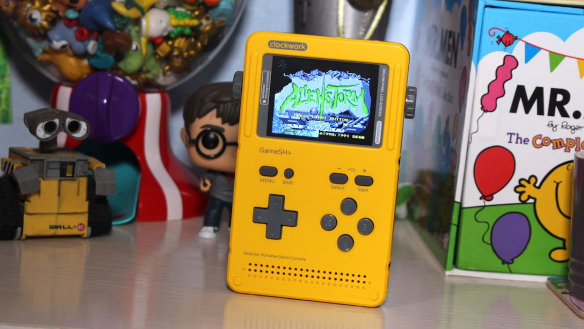 Say hello to the DIY Game Boy clone that could revolutionise