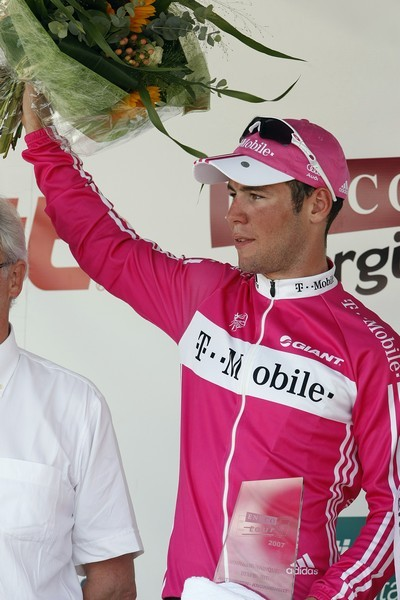 Mark Cavendish Podium