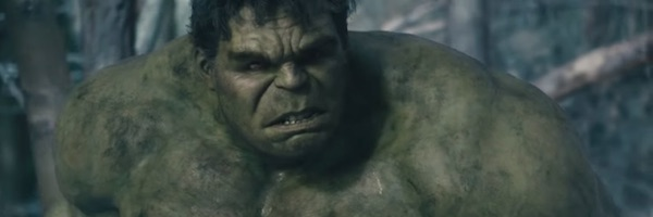Hulk in Avengers: Age of Ultron