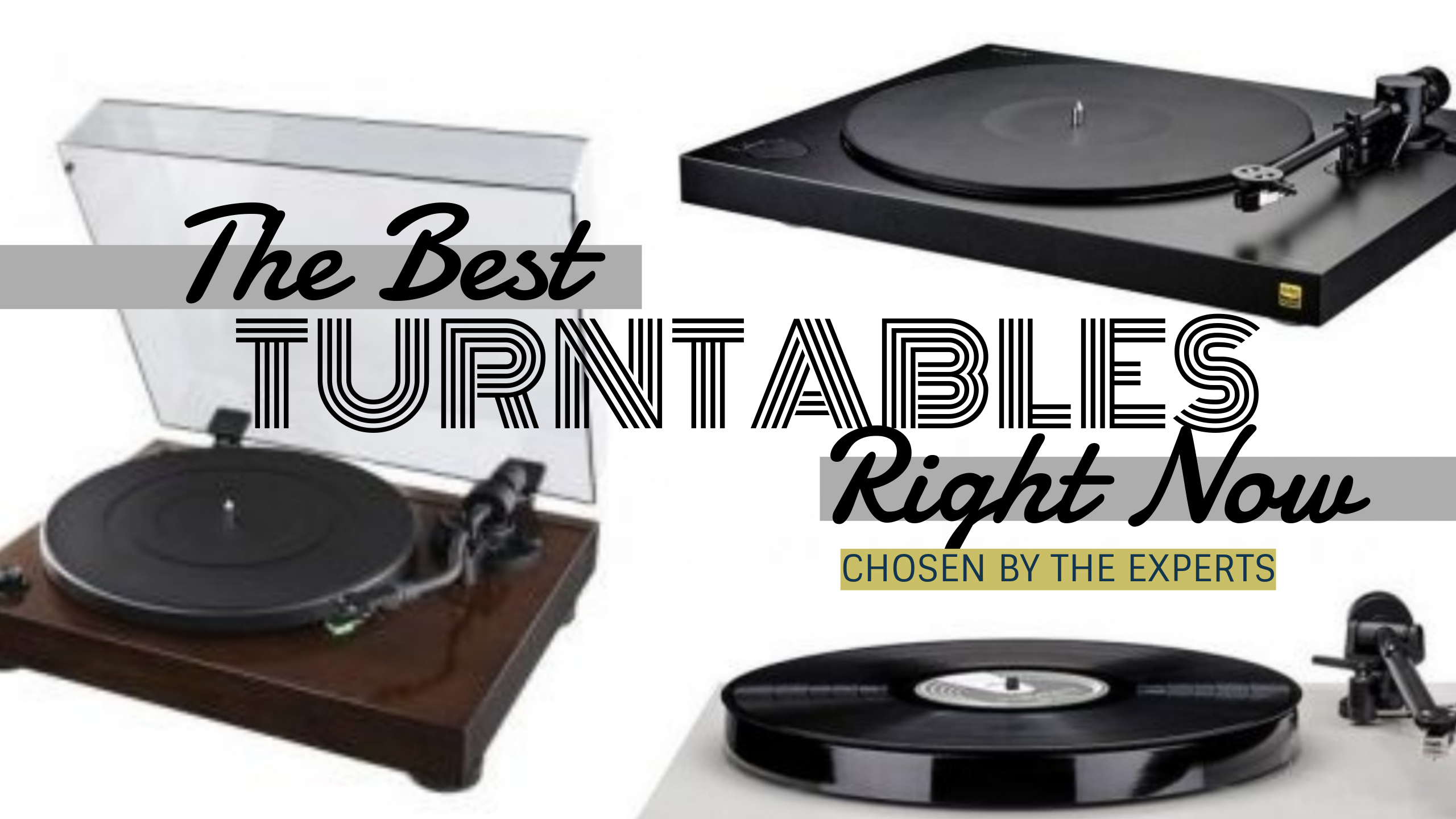 The Best Budget Turntables Right Now | Louder