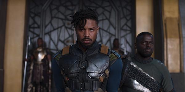Black Panther 2's Killmonger Returning