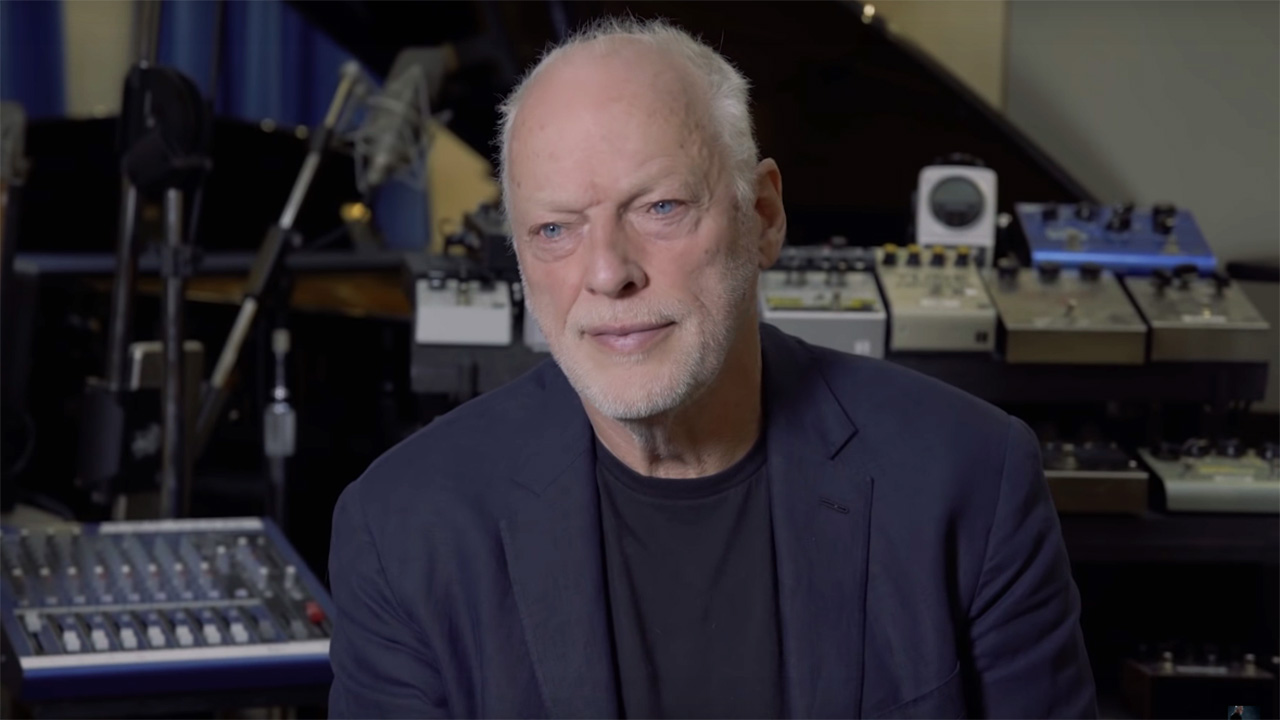 David Gilmour shares video showing all his guitars that are up for auction