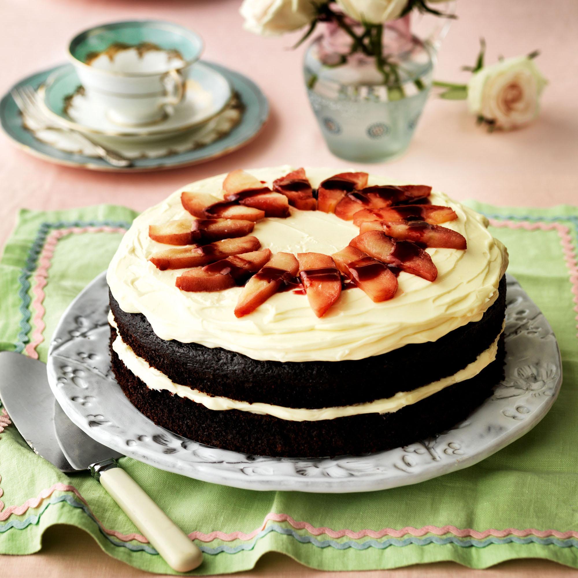Astonishing Chocolate Guinness Cake Dessert Recipes Womanhome Birthday Cards Printable Benkemecafe Filternl
