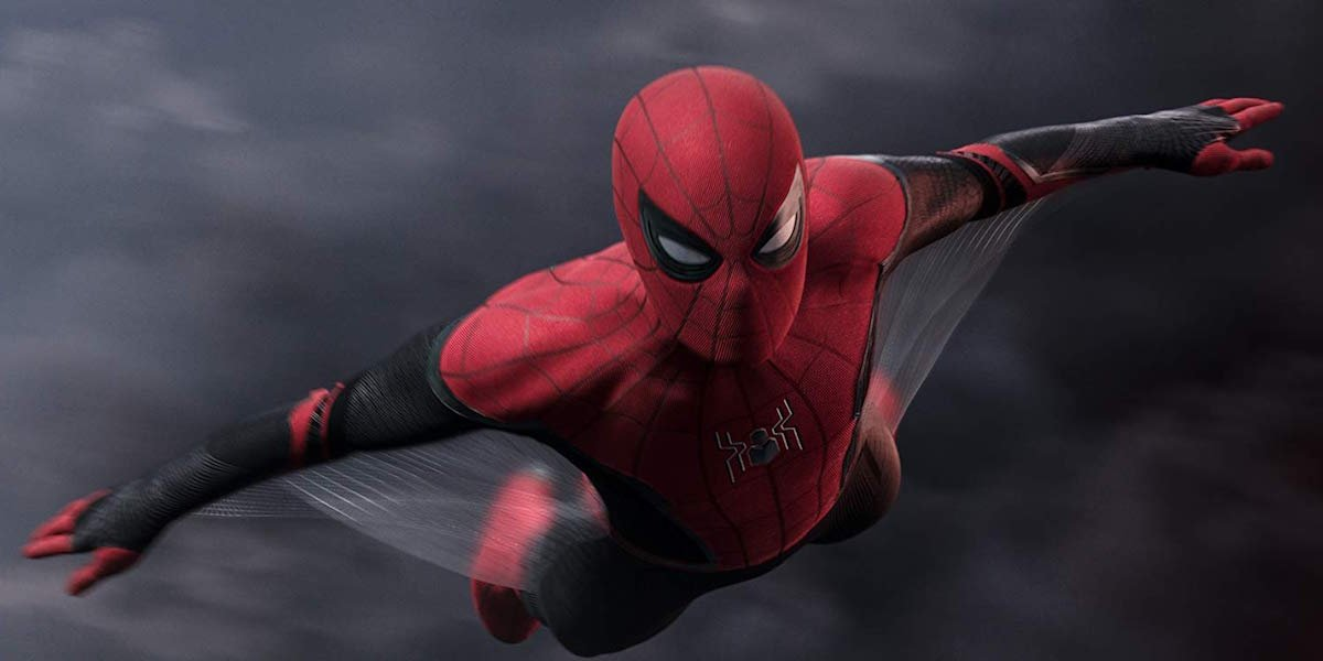 Spider-Man: Far From Home Is Swinging Onto Blu-ray Soon With Over An Hour Of Extra Content