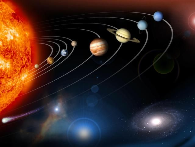 The solar system: Facts about our cosmic neighborhood