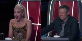 Watch Blake Shelton Take The Stage With Gwen Stefani For No Doubt's Biggest Hit