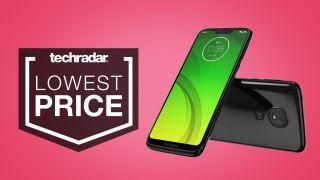 Motorola Moto G7 Power mobile phone deals