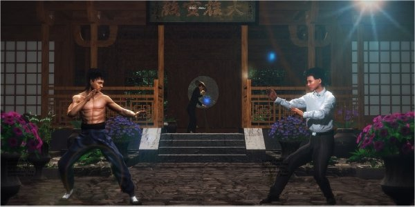 Kings Of Kung-Fu Bringing Classic Movie Martial Arts To Consoles, PC