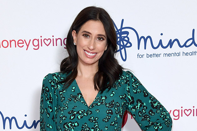 Stacey Solomon reveals she's proud of her 'guitar string' stretch marks