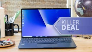 The Asus ZenBook gets a massive price cut