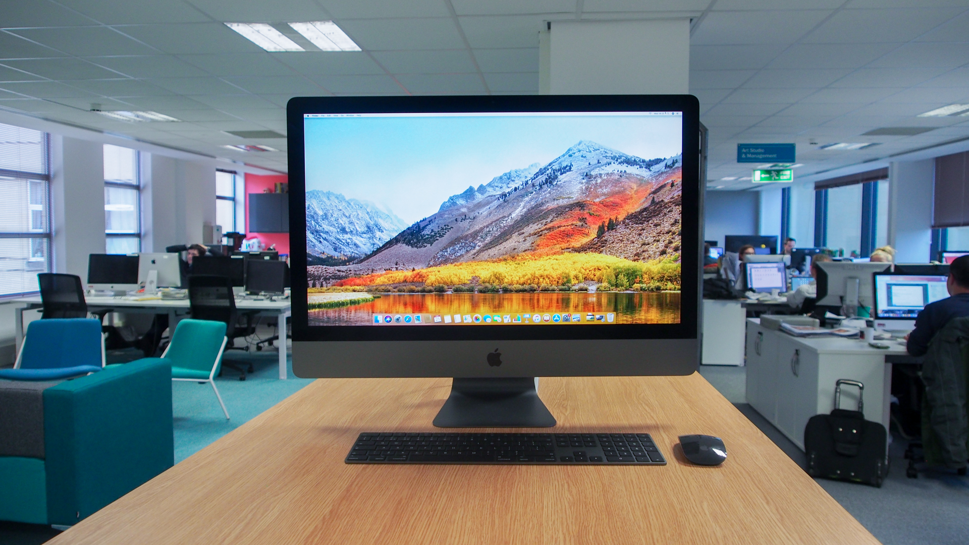 Apple iMac Pro all-in-one computer